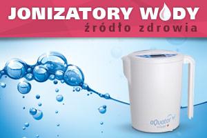 Jonizatory wody