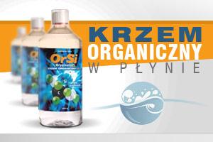 Krzem organiczny w płynie